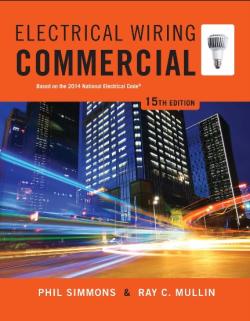 کتاب سیمکشی برق ساختمانهای تجاری ویرایش پانزدهم (جدیدترین نسخه)