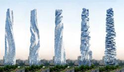 مفهوم تعادل در معماری - word