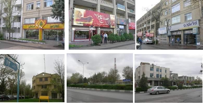 پاورپوینت بررسی ضوابط و مقررات شهرسازی مشهد