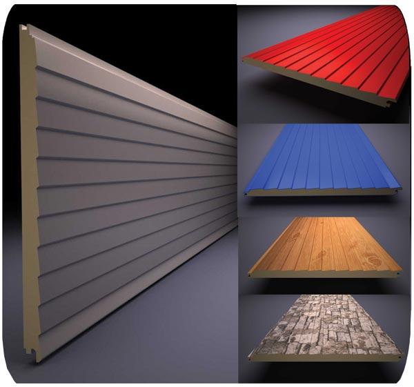 دانلود پاورپوینت پانل های سقفی و دیواری 3d panel