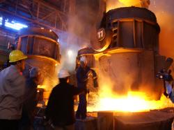 دانلود پژوهش ذوب و تصفیه فولاد