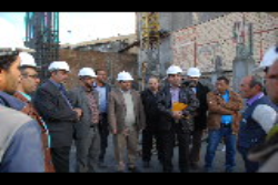 تحقیق ایمنی كارگاه و کارگاه های ساختمانی